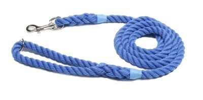 Three strand rope clip lead (12mm x 1.7m)