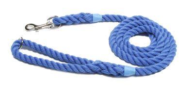 Three strand rope clip lead (12mm x 1.7m)