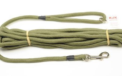 Braided rope tracking line (8mm x 6m)