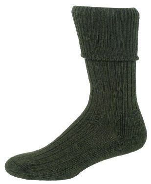 Adventure Military Sock (Green) (H416)