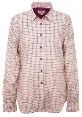 Alba Jersey-lined Shirt