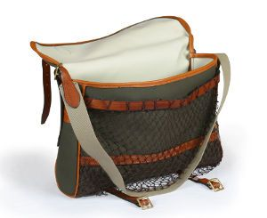 Canvas-Leather Game Bag (BC_001)