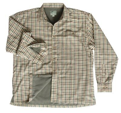Bracken Fleece-lined Shirt