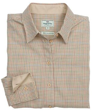 Brook Ladies Checked Shirt