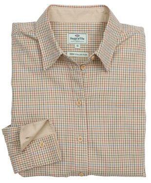 Brook Ladies Checked Shirt