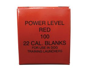 Blanks For Launchers .22 Red