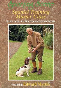 Spaniel Training Masterclass Part 1