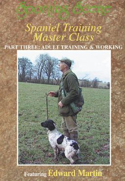 Spaniel Training Masterclass Part 3