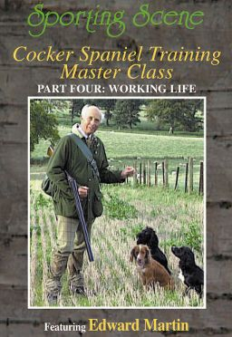 Cocker Spaniel Training Masterclass Part 1