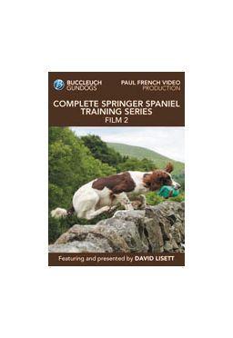 Springer Spaniel Training Film 2 David Lissett