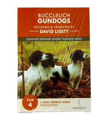 Springer Spaniel Training Film 4 David Lissett
