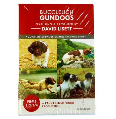 Springer Spaniel Training Series Box Set David Lissett