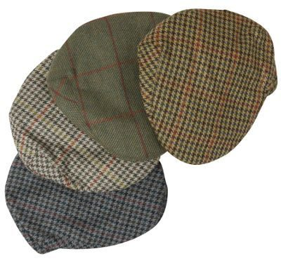 Tweed Caps (Assorted)