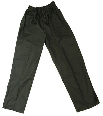 Heavy Weight Waxed Cotton Trousers
