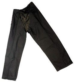 Heavy Weight Waxed Cotton Treggings