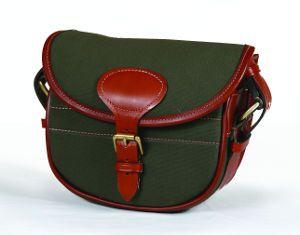 Canvas & Leather Cartridge Bag (CL-CB-100)