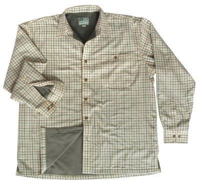 Birch Fleece-lined Shirt