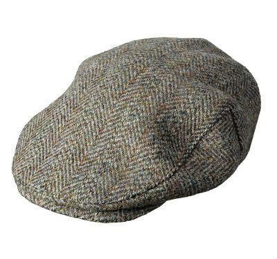 Harris Tweed Men's Cap
