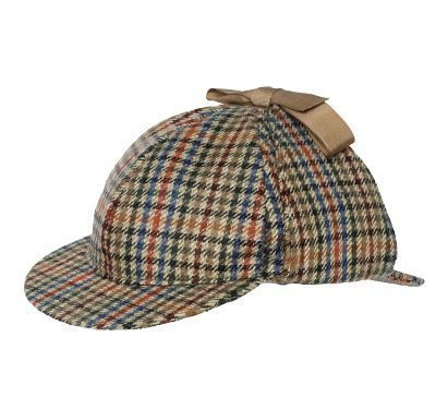 Traditional Scottish Deerstalker