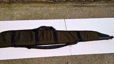 55″ Polyester Shotgun Slip 12 mm Sponge Lined