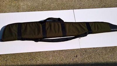 55 Inch Polyester Economy Shotgun Slips