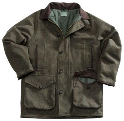 Harewood Lambswool Tweed Waterproof Coat