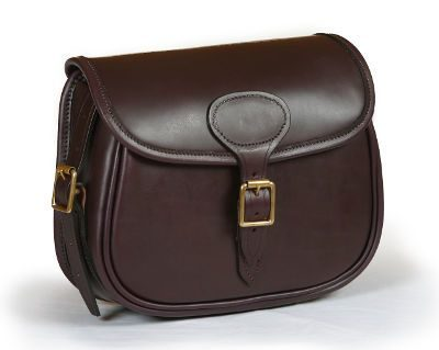 Leather Cartridge Bag 75 Capacity