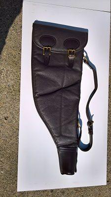 All  Leather Leg of Mutton Fleece Shotgun Slip