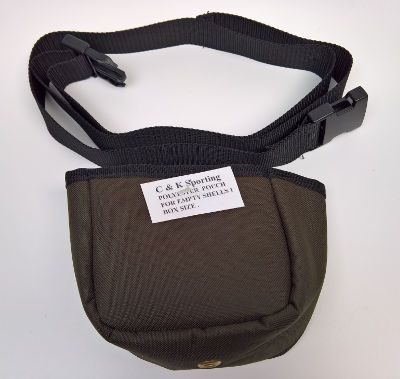 Polyester Pouch One Box Type with Belt