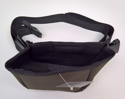 Polyester Pouch Two Box Type 2 Sections with Belt