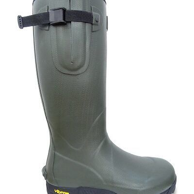 Field Sport Neoprene Lined Rubber Boot