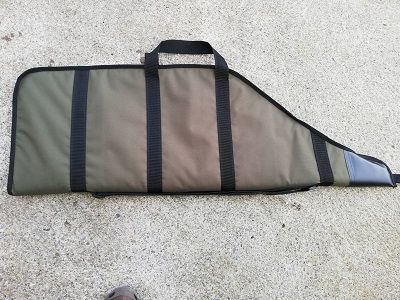 42 Inch Rifle Slip 12mm Sponge Lined Scope