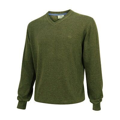 Stirling Wool Pullover