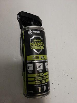 NANO GUN OIL 400 ML